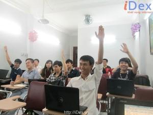 lớp học thiết kế website