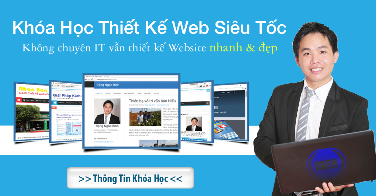 day thiet ke web