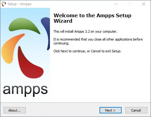 Hướng dẫn Ampps tạo local host