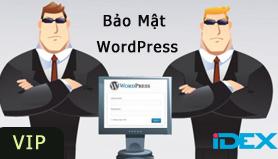 bao mat wordpress