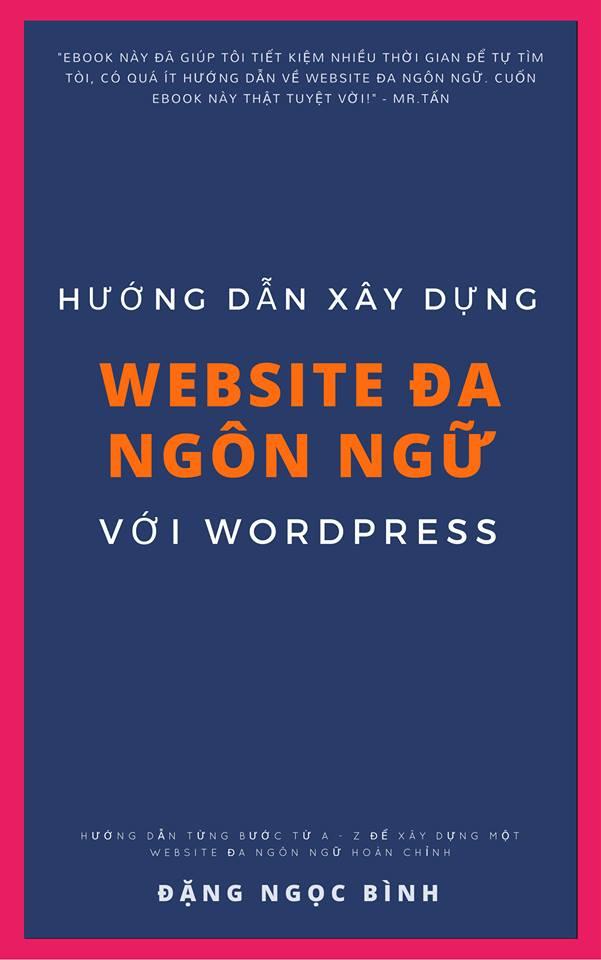 huong dan website da ngon ngu